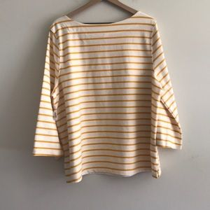 Old Navy Tops - NWT Old Navy Long Sleeve Stripe Tee Size XXL